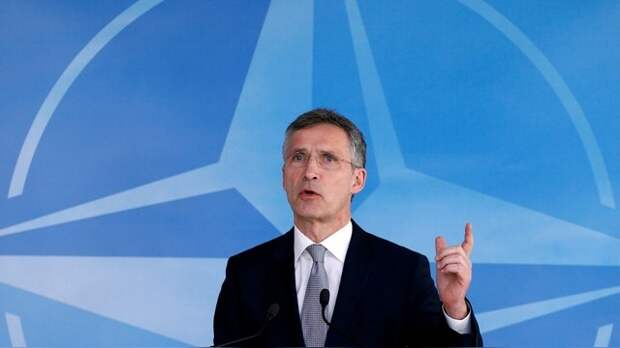 Столтенберг: Россия ведет «масштабное вооружение» на границах НАТО