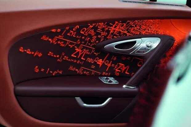 Скрытые послания, которые спрятаны в разных моделях машин