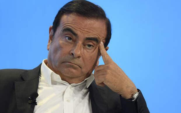 Карлоса Гона оставили в тюрьме: Nissan предъявил ему новое обвинение