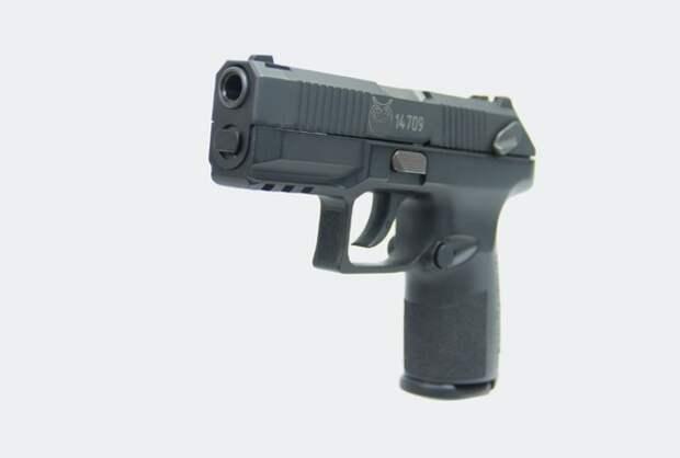 Для Росгвардии создали пистолет