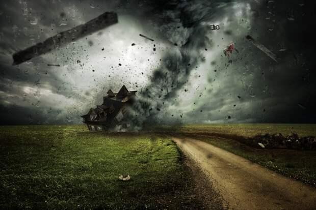 В Крыму с 6 по 8 декабря ожидается сильный ветер