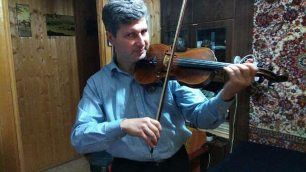 Скрипач на крыше, грустный мой скрипач: Марк Гальперин вышел из колонии