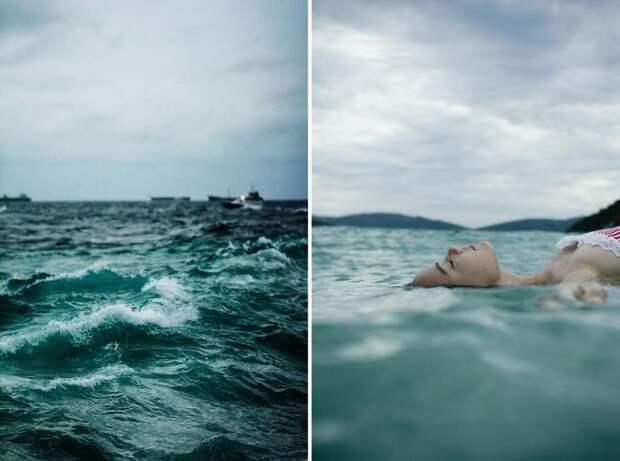 18 фотографий, которые пахнут морем