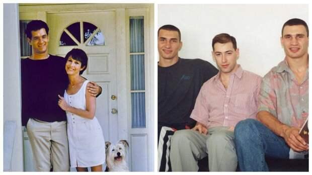От маленьких Асмус и Чуриковой до молодого Хопкинса: 13 архивных фото знаменитостей