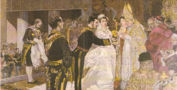 Кольцо испанских королей
