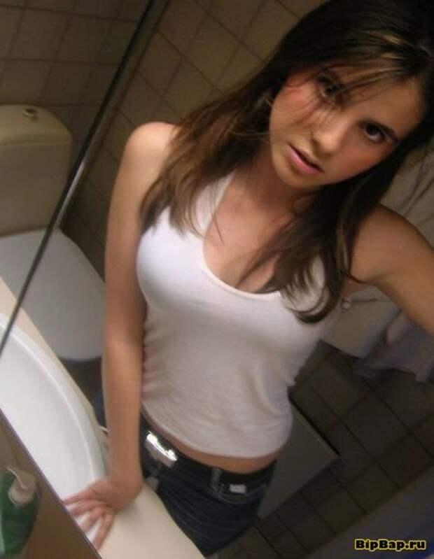 Загадочный женский взгляд (49 фото)