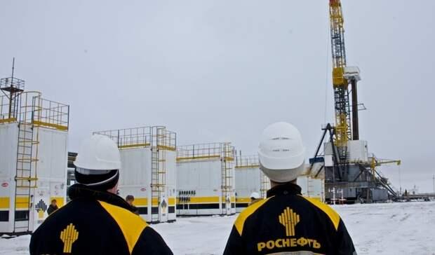 На100% восполняет «Роснефть» ресурсную базу
