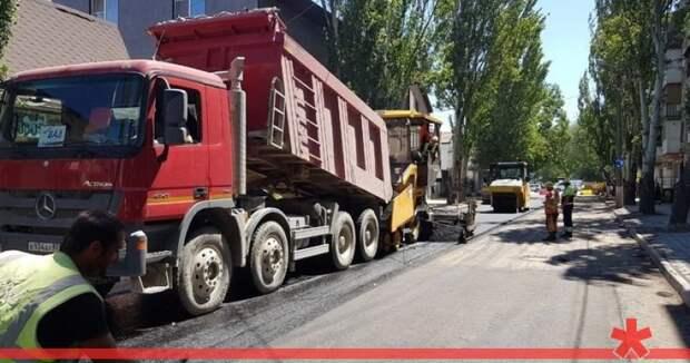 «ВАД» станет единым подрядчиком капремонтов дорог в Крыму