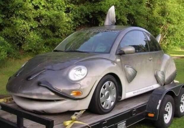 23 уникальных автомобиля, мимо которых невозможно пройти равнодушно