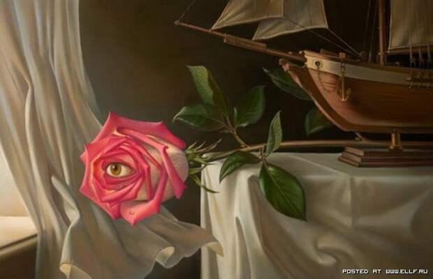 Сказочный мир от Владимира Куша (27 картин)