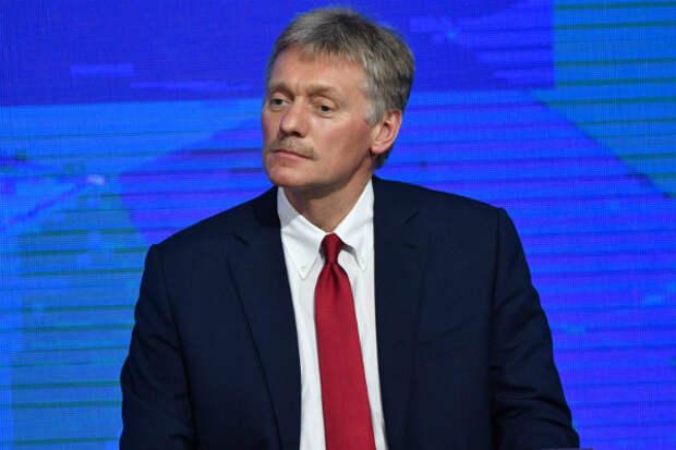 «Делать выводы преждевременно»: задержание Фургала прокомментировали в Кремле