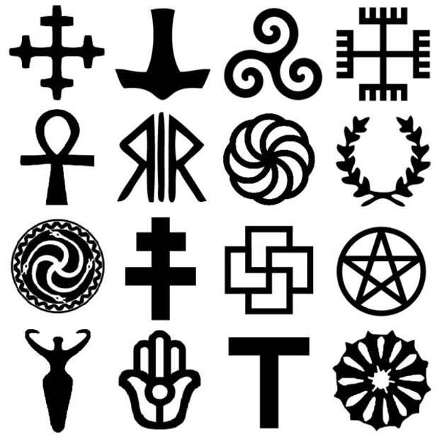 древние славянские символы