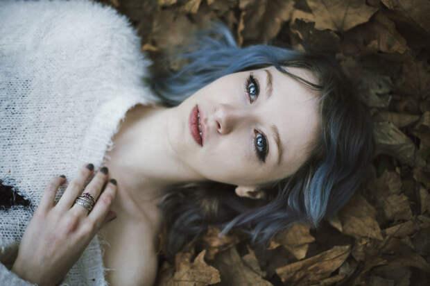 Красота и женственность в портретах Джованны Рикало