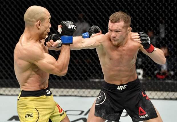 Альдо: «Я считаю Стерлинга законным чемпионом UFC. Ян ошибся и заплатил за это»