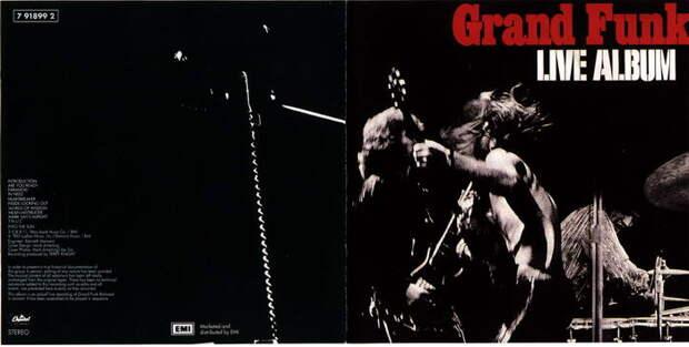 Прокатимся с Grand Funk Railroad