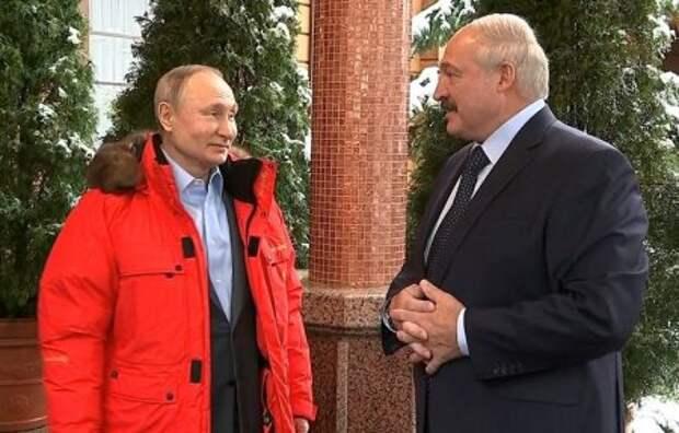 В Белоруссии предложили провести народное голосование о воссоединении с Россией