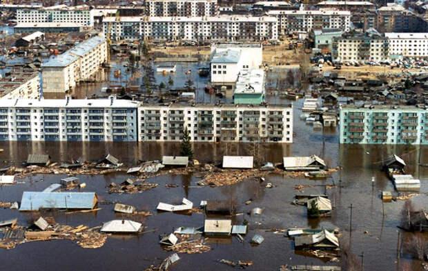 Самые разрушительные наводнения: 5 советов, как спастись от стихии