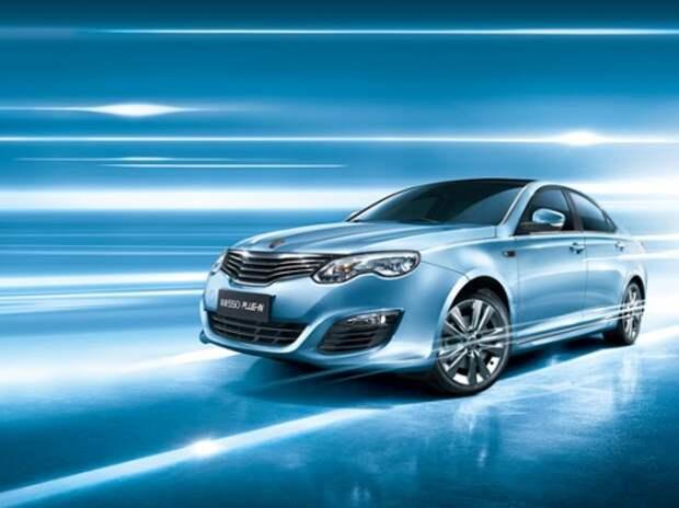 Китайская госкомпания SAIC планирует привезти автомобили в Россию