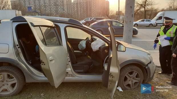 Четыре автомобиля столкнулись на Алтуфьевском шоссе