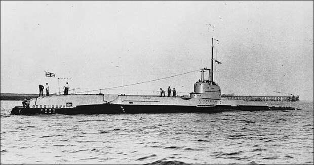 """Подводная лодка """"Шарк"""""""