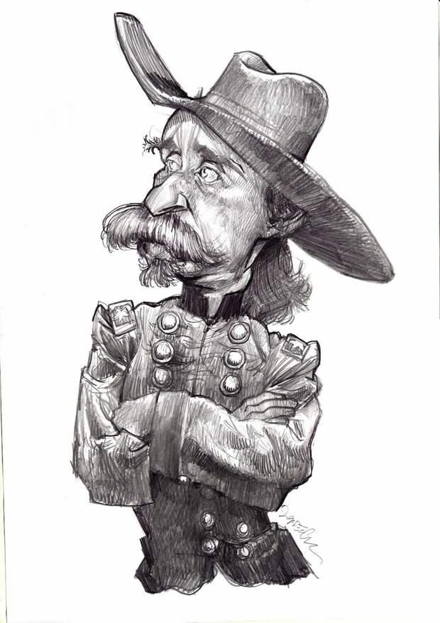 Кажется, техасские ковбои сломались... А вот русские - на коне