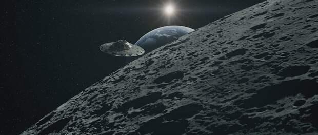 Мифы о Луне. Лунный заговор, полая Луна, русские на Луне 8