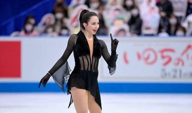 Фигуристка из Удмуртии Елизавета Туктамышева выиграла чемпионат мира