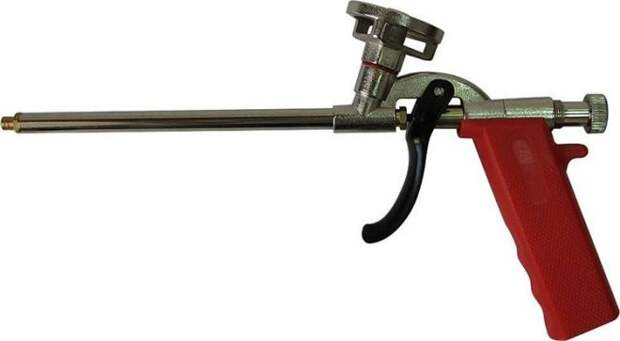 Пистолет для монтажной пены - рейтинг ТОП-8 лучших