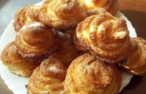 Вкуснейшие сахарные булочки