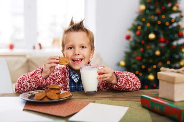 Новогодние рецепты: детский стол, быстро и вкусно