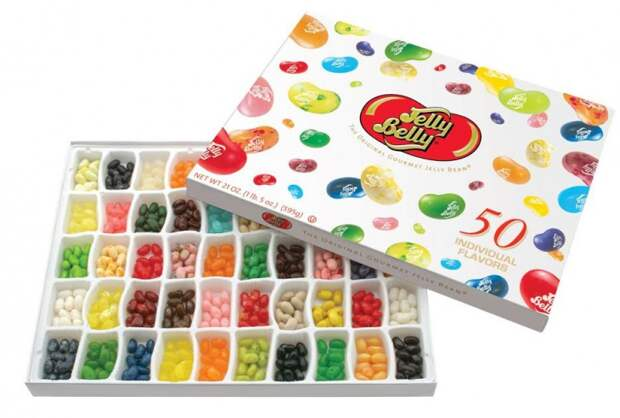 Jelly Belly Бин Бузлд