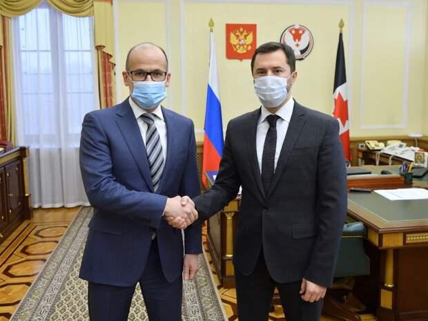 Константина Сунцова назначили исполняющим обязанности первого вице-премьера Удмуртии