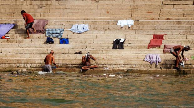 Варанаси — город между двух рек