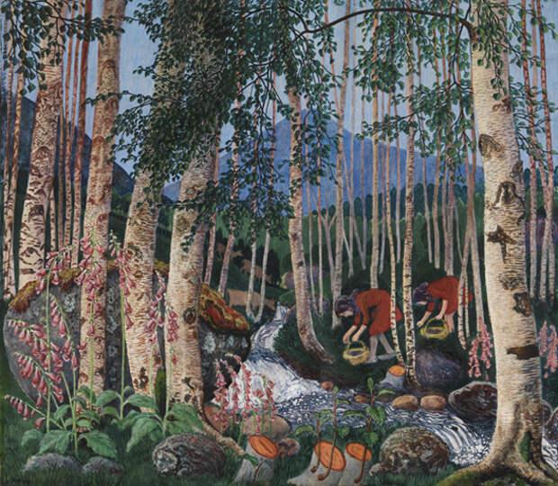 Яркая Норвегия: наполненные романтикой пейзажные картины