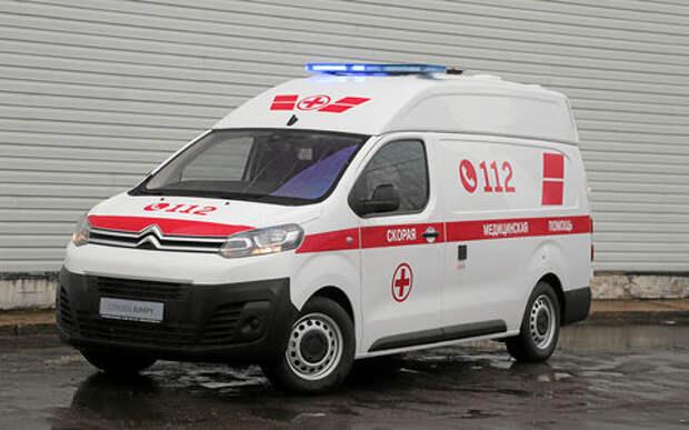 Как устроен современный автомобиль скорой помощи