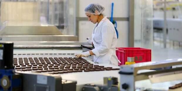 Столичный кондитерский холдинг стал одним из мировых брендов-производителей вегетарианского питания