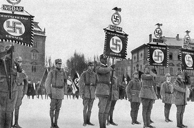 """Пивной путч. Е.Съянова. """"Как появился фашизм Гитлера?"""""""