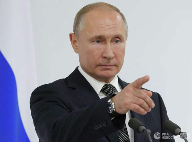 Путин отреагировал на скандал с оскорбившим его грузинским журналистом: санкций против Тбилиси не будет