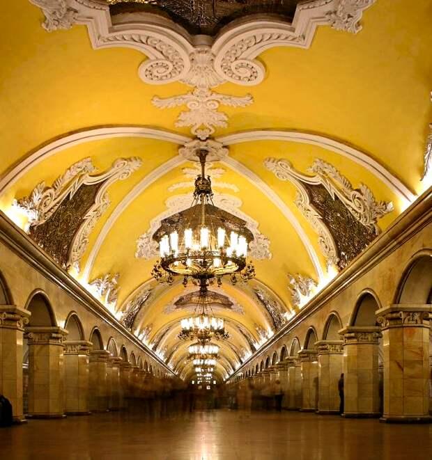 Неизвестное московское метро! Этого вы не знали!