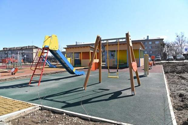 Новые детские сады открываются врегионах России. Часть 6 2021год