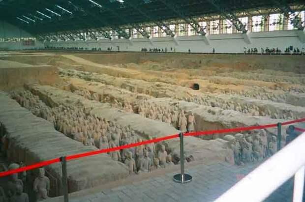 Военная история Древнего Китая