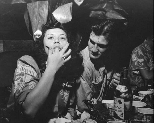 """Американский десант во время Второй мировой войны искал в Нормандии """"эротических приключений"""""""