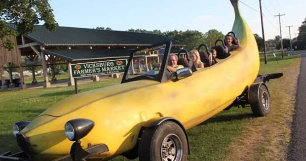 15 самых странных и смешных концепт-каров всех времён автомобили, концепт-кары, странности