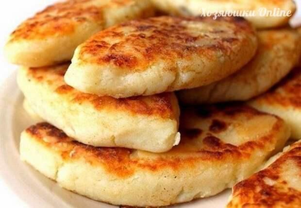 Картофельные зразы с грибами●