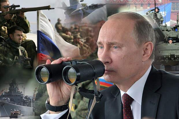 Похоже, наша власть начинает понимать, в какую ловушку заманили Россию.