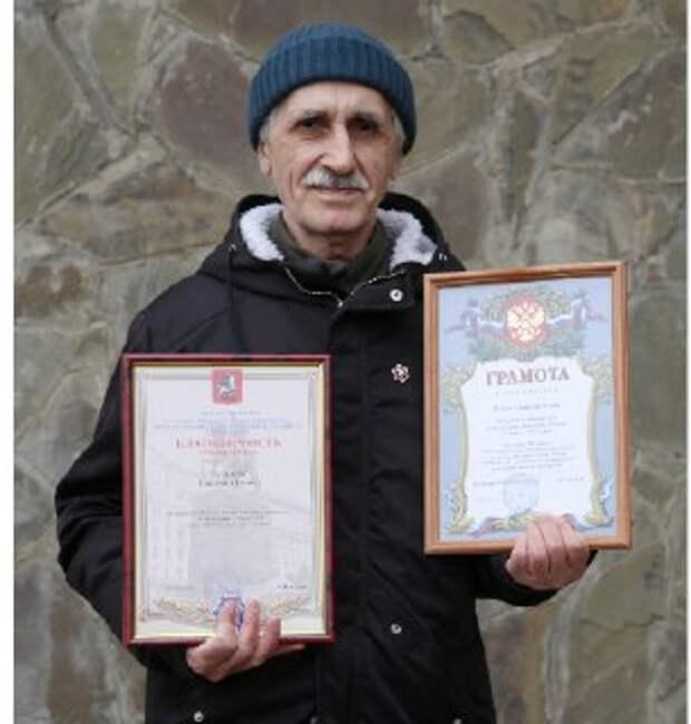 Пенсионер, спасший ребенка на канале имени Москвы, стал знаменитостью