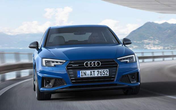 В России вновь отзывают бракованные Audi