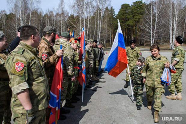 Российские бойцы готовы вернуться в ДНР