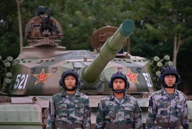 Армия Китая – самая многочисленная армия в мире