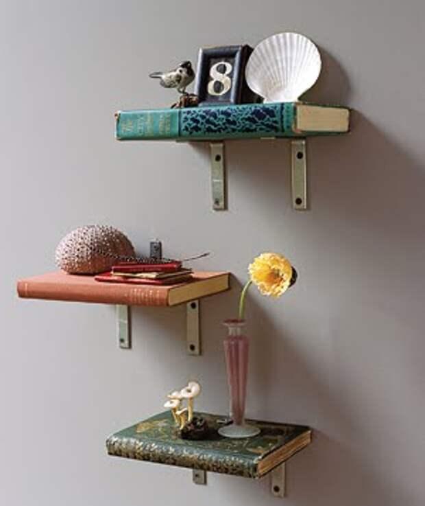 books-as-shelves